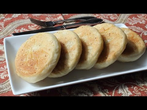 Easy English Muffins – How to Make English Muffins