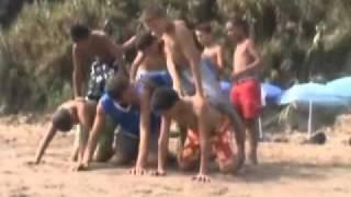 preview picture of video 'المخيم الصيفي كافل اليتيم البليدة شرشال 2009'