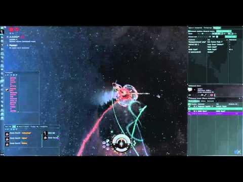 EVE-online PVP  Astero Vs Stratios - смотреть онлайн на Hah Life