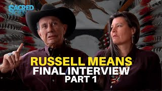Russell Means Final Interview The Sacred Feminine and Gender Roles Video