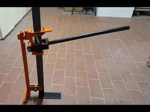 come costruire un sollevatore meccanico - DIY  lifter tool
