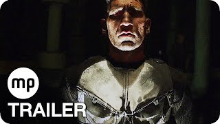 Marvels The Punisher Trailer 2 German Deutsch (2017) Netflix Serie