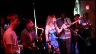 Josie Lowder sings Stormy Monday