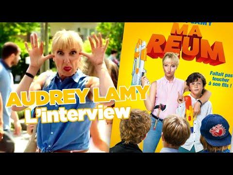Ma Reum Audrey Lamy Interview dans Carre Vip sur RTS