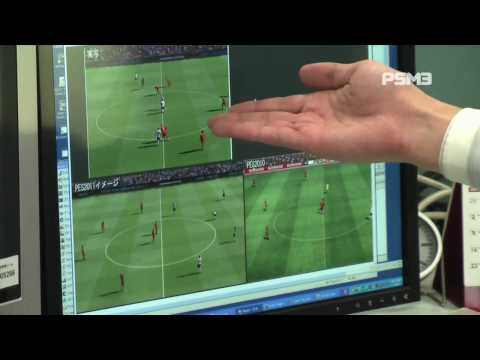 PSM3 Presents...PES 2011 Preview video