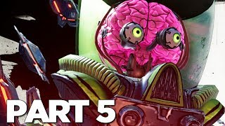 BORDERLANDS 3 Walkthrough Gameplay Part 5 - GIGAMIND (FULL GAME)