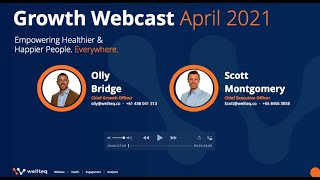 Growth in Digital Wellbeing Interview w/ Olly Bridge Chief Growth Officer