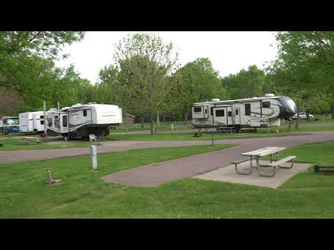 Video Of Wylie Park Campground & Storybook Land, SD
