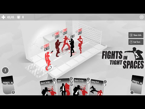 Fights in Tight Spaces Trailer