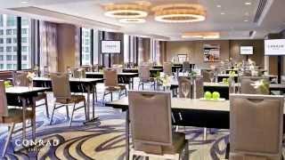CONRAD CHICAGO HOTEL TOUR