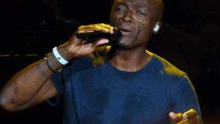 "Seal ""  Stand By Me '    8 19 2016"