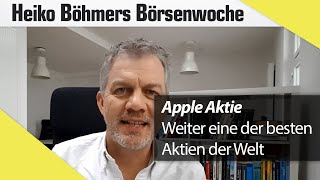 Apple nach dem Kurssturz: Weiter eine der besten Aktien der Welt