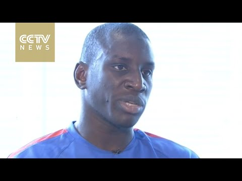 CCTVNEWS talks with Demba Ba, CSL's most expensive footballer