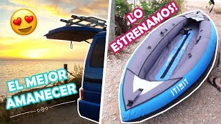5f58da5df Kayak hinchable Decathlon - Free video search site - Findclip