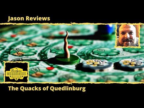 Jason's Board Game Diagnostics of The Quacks of Quedlinburg