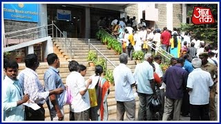 India 360: People Throng Banks To Exchange Old Currency Notes