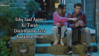 Ishq Saaf Lyrics Meet Bros Ft Kumar Sanu Payal Dev