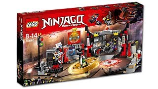 LEGO Ninjago 2018 sets pictures - Worst Ninjago wave?