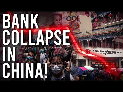Bank Collapse in China! Banks Preparing for Bank Runs & Being Cut Off From SWIFT!! - Must See Video