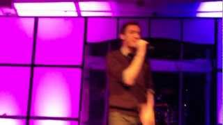 Steven Cooper Performing Bigger Feat. Akon Live in Westerville Ohio.mov