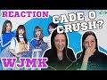 WJMK (우주미키) - STRONG (짜릿하게) | MV REACTION