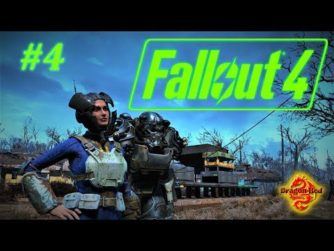 Fallout 4 Часть 4 Механист