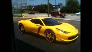 Waka Flocka Flame - Red Ferrari (feat. Sosay & Chaz Gotti)
