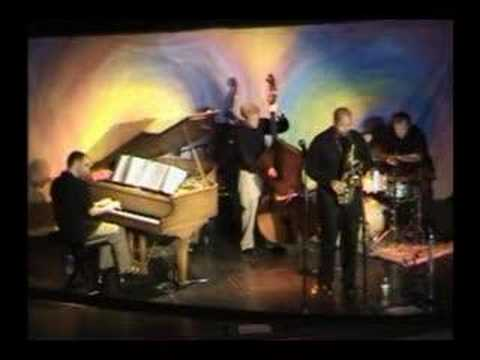 "Shenole Latimer Quartet - ""African Skies"" by Michael Brecker"