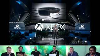 E3 2015: We Talk Over the Microsoft Press Conference