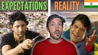Truth About INDIA: Expectations vs Reality 🇮🇳 American Foreigner Reaction