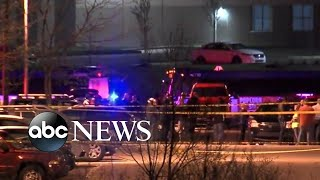 Mass shooting at Indianapolis FedEx Ground operations center   Special Report