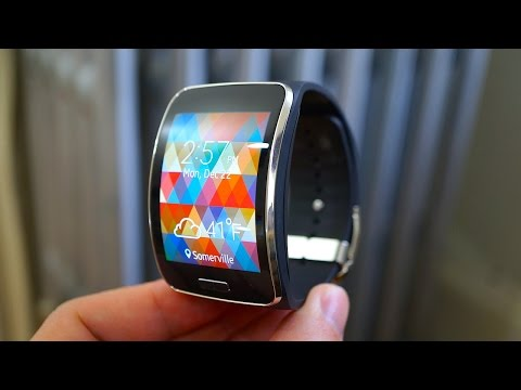 Samsung Gear S Review: More Smartphone than Smartwatch   Pocketnow