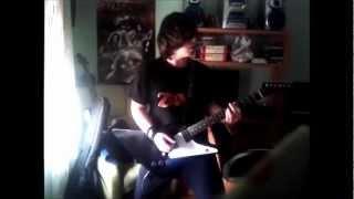 A voice in the Dark Rhythm Guitar Cover
