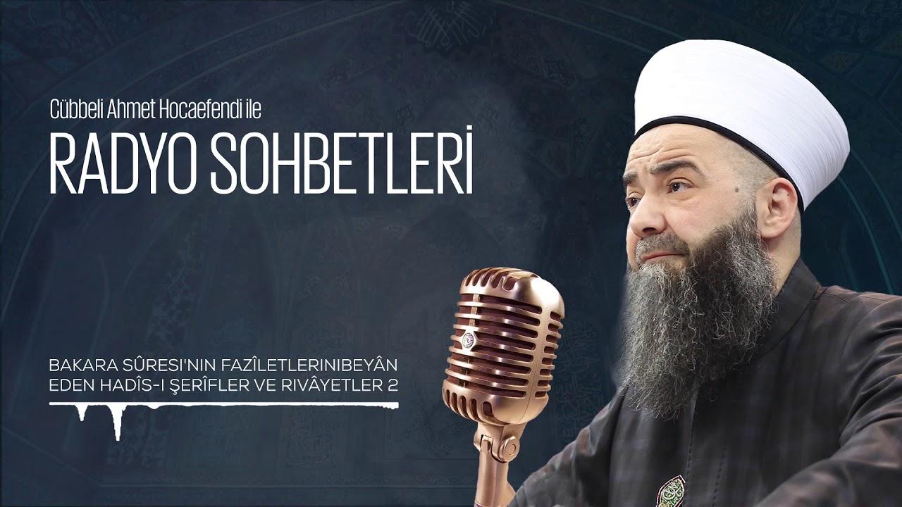 Bakara Sûresi'nin 2. Âyetinin Tefsîri - Takvânın Mertebeleri (Radyo Sohbetleri) 5 Ağustos 2006