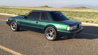 vortech v1 supercharger foxbody - Free video search site