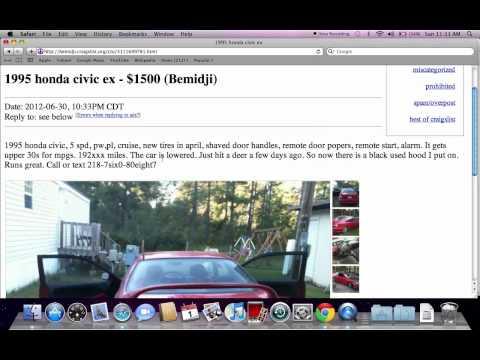 craigslist mn cars and autos post. Black Bedroom Furniture Sets. Home Design Ideas