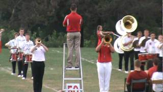 "North Hills Marching Band: ""Hard To Say I'm Sorry""  - The Chicago Show"