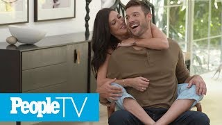 Bachelorette Becca Kufrin On Her Future With Her Fiancé: 'It's Going To Be A Good Life!'   PeopleTV