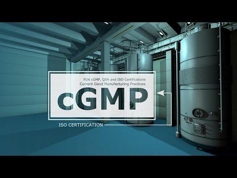 cGMP Training, Current Good Manufacturing Practices, FDA cGMP ...
