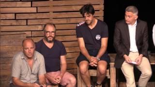 """RENCONTRE AVEC LA TROUPE DE """"DES SOURIS ET DES HOMMES"""" EN VIDÉO"""