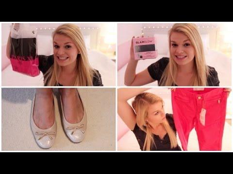 Verzamel Shoplog: H&M, Zara, Kruidvat & Meer!