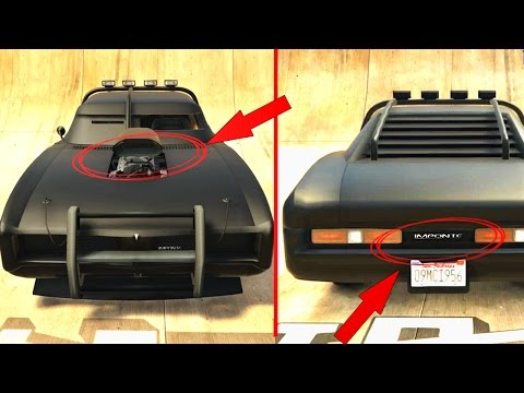 Autos del Modo HISTORIA en GTA V Online - Brutal!! Grand theft Auto 5 Noticias DLC 2017
