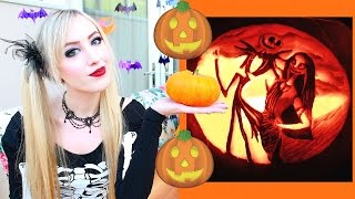 DISNEY PUMPKINS HALLOWEEN !! DISNEY Pumpkin Carving