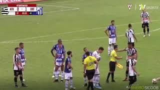URT vence a primeira fora de casa e entra no G4 do Campeonato Mineiro