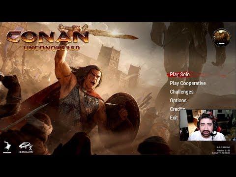 AJ's Conan Unconquered Impressions