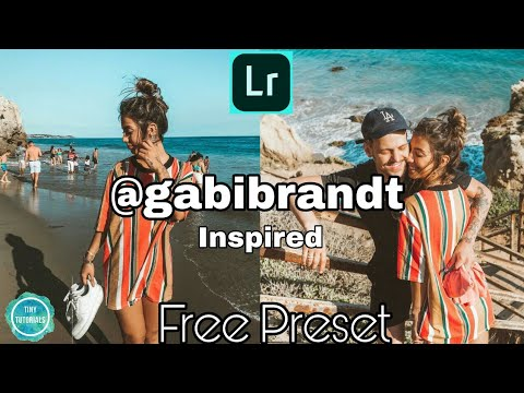 How to Edit Like @gabibrandt l Gabi Brandt Instagram