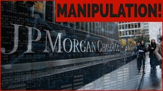 JP Morgan Metals Manipulation Lawsuit Growing!