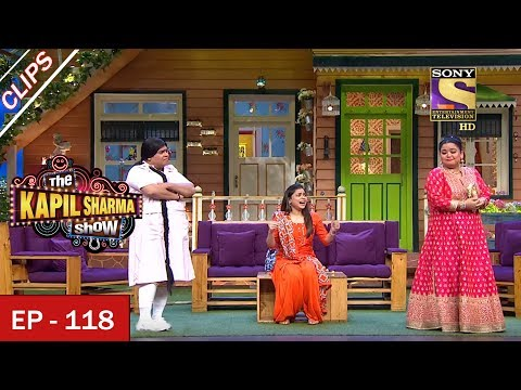 Bumper Meets Bharti - The Kapil Sharma Show - 2nd July, 2017