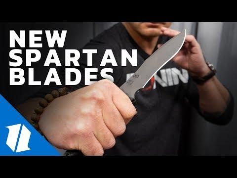 NEW Spartan Blades | SHOT Show 2019