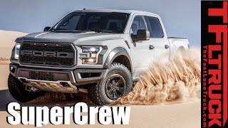 2017 Ford F-150 Raptor SuperCrew: Everything You Ever Wanted to Know